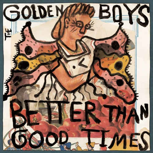 The Golden Boys - Sundays With Jackie