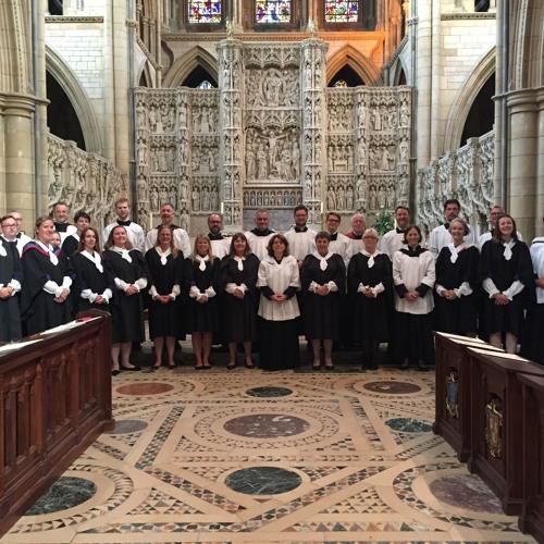 Truro Cathedral 2017 - St Peter's Church Choir Streatham