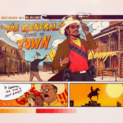 GREEN LION CREW- BUD DUB feat TONY GREENE