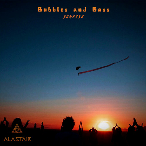 Alastair @ Burning Man 2017 - Bubbles and Bass Sunrise