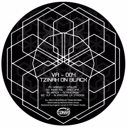 VA - Tzinah on Black 004 [TZHBK004]