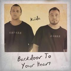 KIIDA - Backdoor To Your Heart (Club Edit)