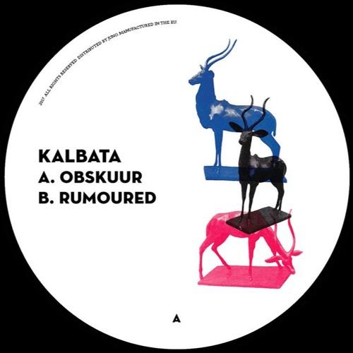 Kalbata - Obskuur EP (Snippets)