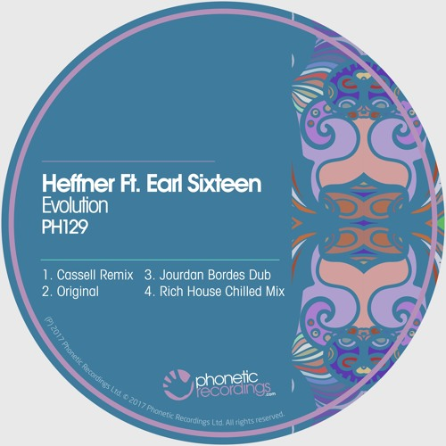Heffner Ft. Earl Sixteen - Evolution OUT NOW @BEATPORT