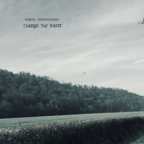 Change The Water (Single) Release on Spotify,ITunes oct 2017  - Martin Salomonsson