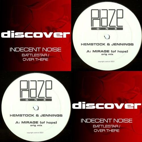 Indecent Noise vs. Hemstock & Jennings - Battlestar Of Hope (PaulJC Mashup)