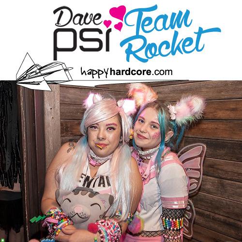 Happy Hardcore Show SEPT2017 - Team Rocket [FREE DOWNLOAD]