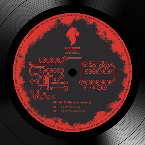 B2 / Open Your OverDub [Roots Raid Remix]
