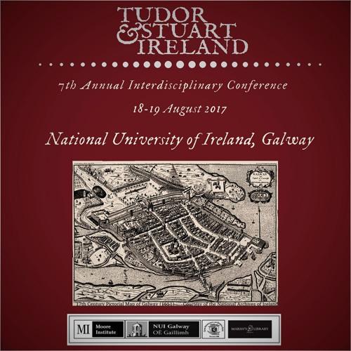 Kieran Hoare - UCG, GAHS and Early Modern Ireland