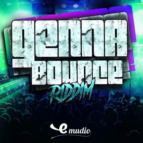 Genna Bounce Riddim Mix Produced by Emudio Records Mixed By A-mar Sound