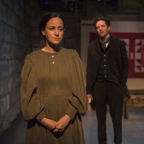 The Arts Section: Rivendell Theatre Brings Margaret Atwood's ALIAS GRACE to Stage