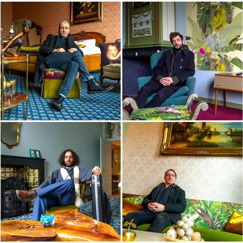 BOBBY PREVITE & THE VISITORS  - LIVE IN EUROPE