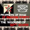 SNS x Prophets of Rage LP release party promo