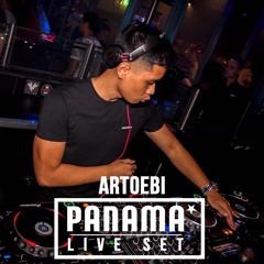 Artoebi Live Set @ Club Panama, Amsterdam: Asian Indoor F3st, 25/08/17