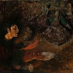 Folklore for string quartet (2017), GP