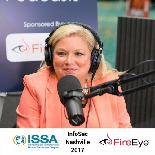 Marci McCarthy at InfoSec Nashville 2017