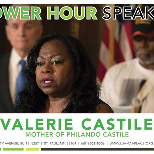 Ujamaa Place Power Hour with Valerie Castile
