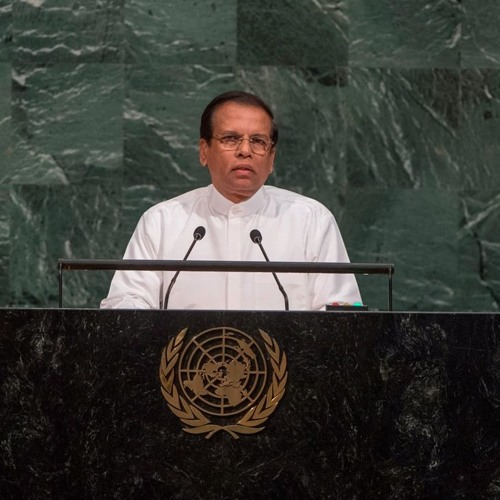 Address by President Maithripala Sirisena at UNGA72 (ENGLISH INTERPRETATION)