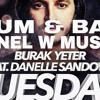 Burak Yeter Feat Danelle Sandoval - Tuesday (LARNEL W DRUM & BASS REMIX)