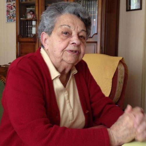 Marie Réau raconte la reconstruction après le bombardement du 11 avril 1944