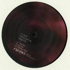 "Js Zeiter - Turning Point EP - Ranges 06 (12"")"