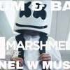 marshmello alone larnel w drum bass remix