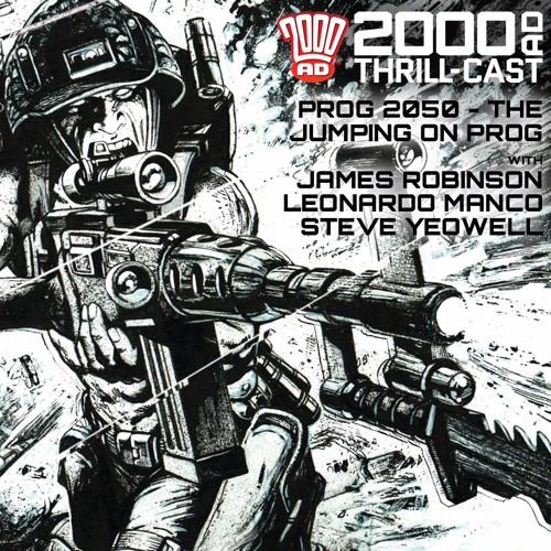 Prog 2050 - Rogue Trooper and Zenith