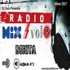 DJ COCO OFICIAL - RADIOMIX VOL 15 - BONITA (2017) - ALBUM N°2 Portada del disco