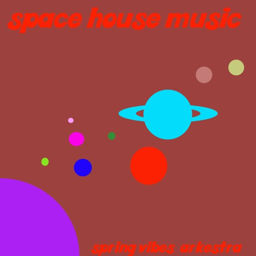 Space House Music (single edit mix )