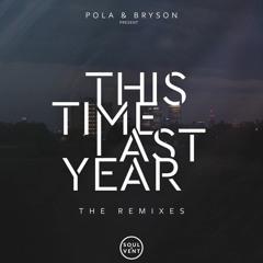Pola & Bryson - Temporary Love (ft. BLAKE)(S.P.Y Remix)