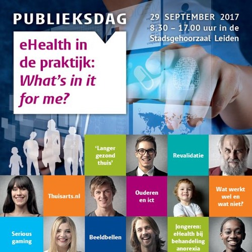 2017 - 09 - 20 Andrea Evers Over De Publieksdag E-Health