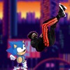 Ain't It Studiopolis - Sonic Mania vs Danny Brown