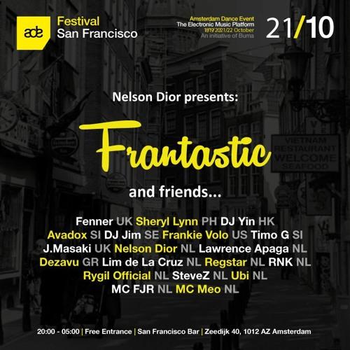Rainbow Radio 02 - Frantastic & Friends ADE 2017