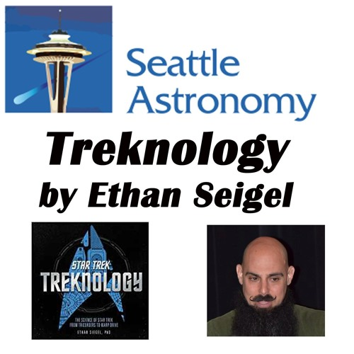 Interview with Ethan Siegel, author of Treknology