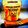 Extremah - Brown Paper PACKAGES 158bpm (Mp3 Demo Only) waves@bandcamp.com