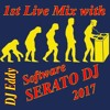 September Chart-Live- Mix (The 1st Time  With Serato DJ Software)