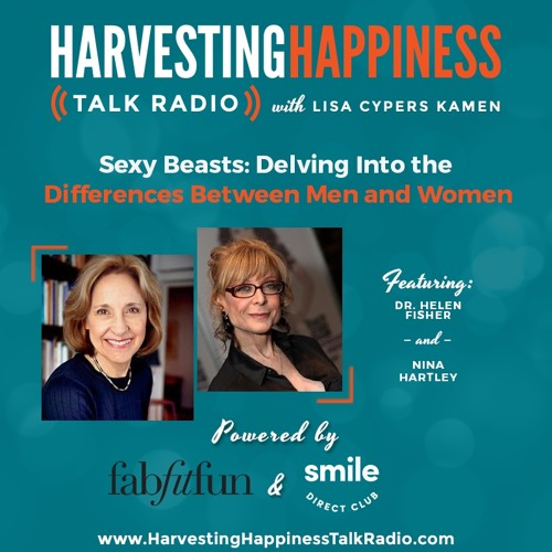 Sexy Beasts: Delving Into the Differences Between Men and Women with Dr  Helen Fisher & Nina Hartley