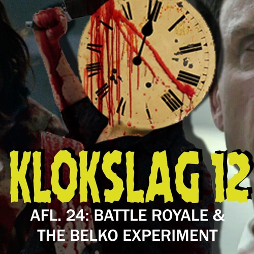 24. Battle Royale (2000) & The Belko Experiment (2017)
