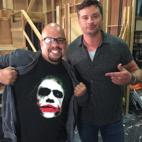 I Asked Tom Welling if He Would Return as Clark Kent/Superman in THE FLASH