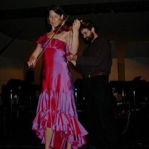 Salsa for Karen for violin and orchestra ( demo )