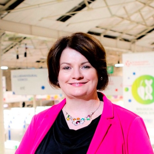 Mari Cahalane the Head of BTYSTE