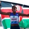 Kenyan Athlete Gladys Cherono Challenges For Marathon Title In Berlin