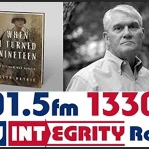 """On Live and Local 4 Lunch! Glyn Haynie talks about his book """"When I Turned 19: A Vietnam War Memoir"""""""