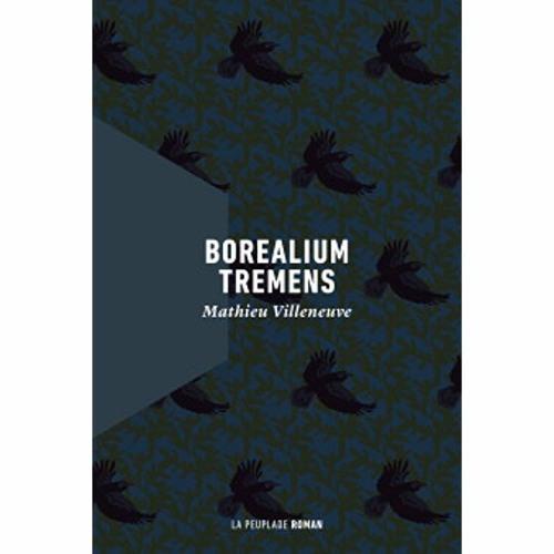 Billy Robinson à propos du roman Boeralium Trémens
