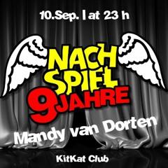 Mandy van Dorten - 9.Jahre Nachspiel Jubiläum (KitKatClub) 2017-09-10