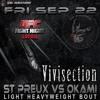 The MMA Vivisection - UFC Japan: ST. Preux Vs. Okami; Picks, Odds & Analysis