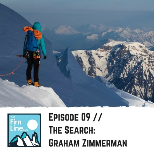 S1:E09 // The Search: Graham Zimmerman