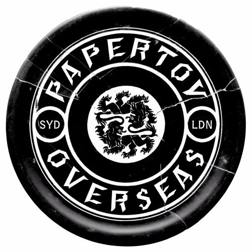 Papertoy - Overseas EP