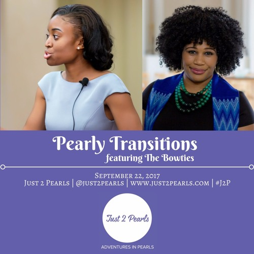 Pearly Transitions featuring The Bowties