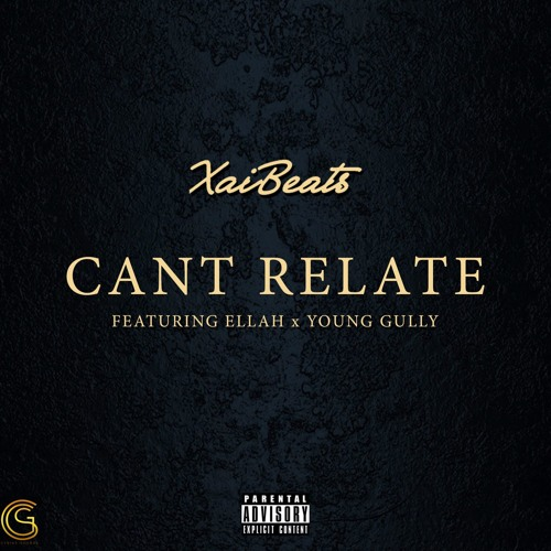 Can't Relate (feat. Ellah & Young Gully)